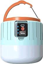 VORCOOL Led Camping Lantaarn Draagbare Usb Multifunctionele Zonne-Energie Tent Licht Nood Zaklamp Telefoon Oplader Met Afs...
