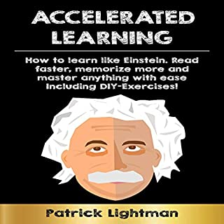 Accelerated Learning: How to Learn Like Einstein audiobook cover art
