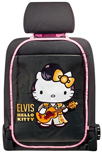 Walser 25016 Protège-Dossier Elvis Hello Kitty, Rose