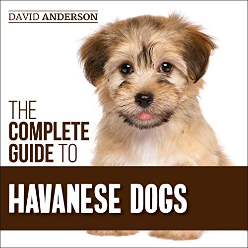 The Complete Guide to Havanese Dogs  By  cover art