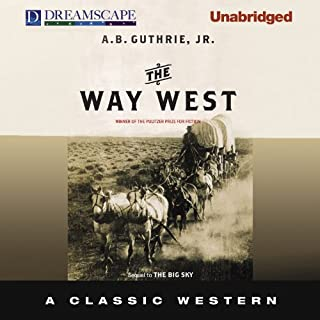 The Way West cover art