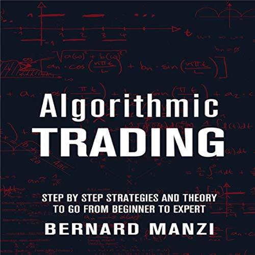 『Algorithmic Trading』のカバーアート