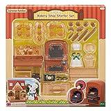 Sylvanian Families 5536 Bakery Shop Starter Set - Dollhouse Playsets