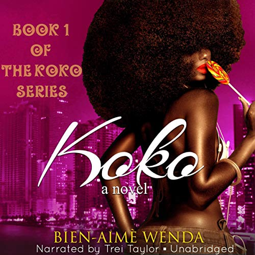 KoKo: A Novel audiobook cover art