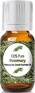 Rosemary Essential Oil for Diffuser & Reed Diffusers (100% Pure Essential Oil) 10ml