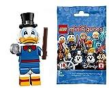 レゴ (LEGO) ミニフィギュア ディズニーシリーズ2 スクルージ・マクダック(ドナルドの伯父) 未開封品 【71024-6】