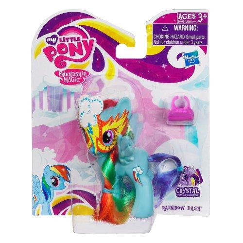 My Little Pony Rainbow Dash Masquerade Figurine