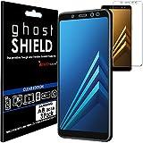 TECHGEAR [3 Pack] Protection Écran pour Galaxy A8 2018 [ghostSHIELD] Film de Protection Souple en...