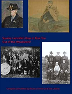 Spunky Lamoille's Boys in Blue Too: Out of the Woodwork!