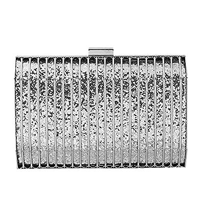 Metro Women's Cosmetic Bag (Silver)