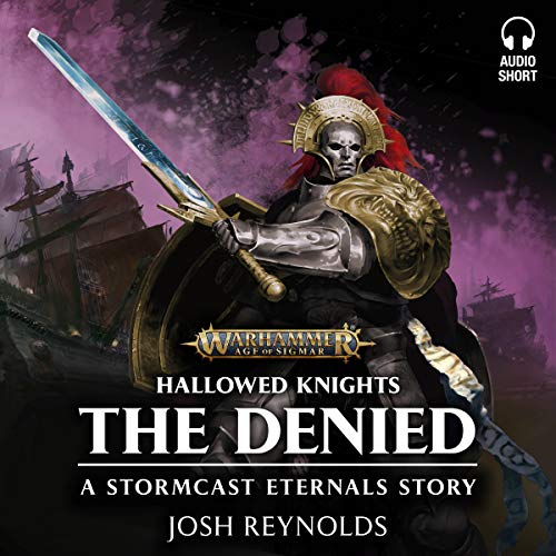 The Denied audiobook cover art