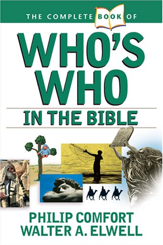 The Complete Book of Who's Who in t…