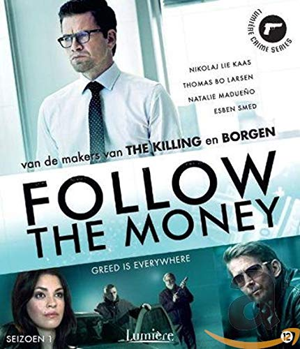 Follow The Money - Seizoen 1 (3 BLU-RAY)