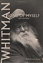 Song of Myself: 1892 Edition (S4N Pocket Poems) (Volume 2)