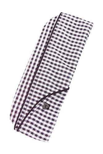 SugarShock Military Uniform Schiffchen Hut Cap, Größe:OneSize, Farbe:schwarz weiß