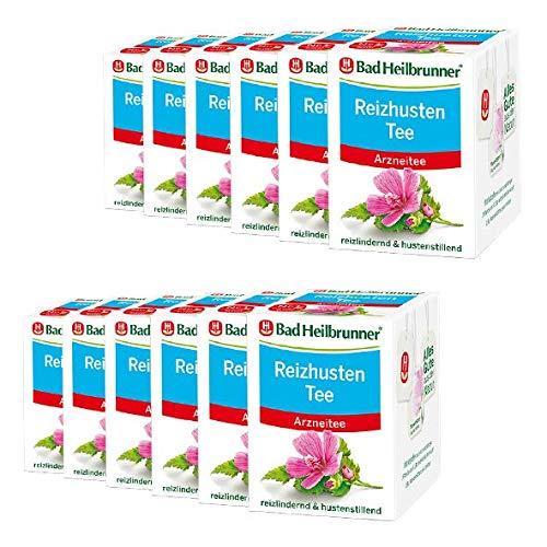 Bad Heilbrunner® Reizhusten Tee - 12er Pack