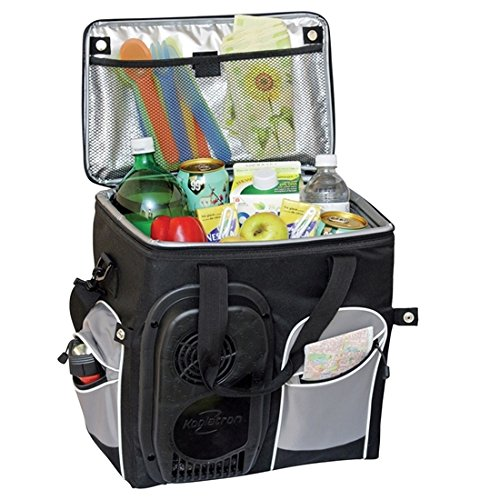 Koolatron D25 12V Soft Bag Electric Cooler and Warmer (26 Quarts/24.5 Liters)