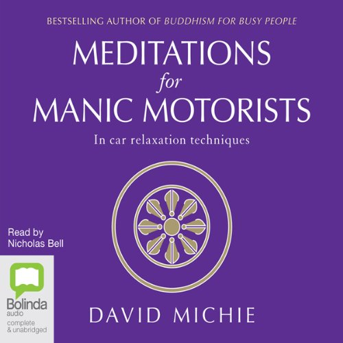 Meditations for Manic Motorists cover art