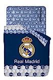 Real Madrid Juego De Sabanas de 3 Piezas (160x270 + 90x200/25 + 45x110) RM182063