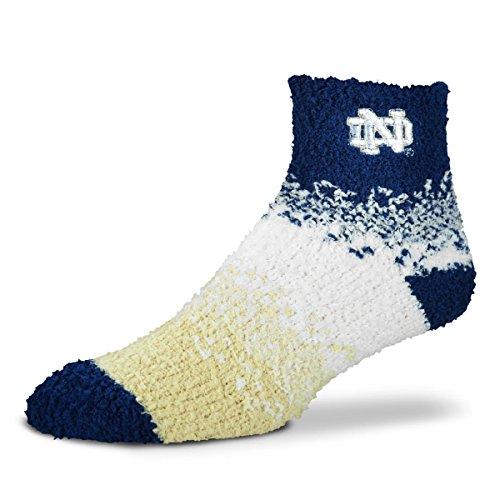Notre Dame Fighting Irish Marquee Sleep Soft Socks, OSFM