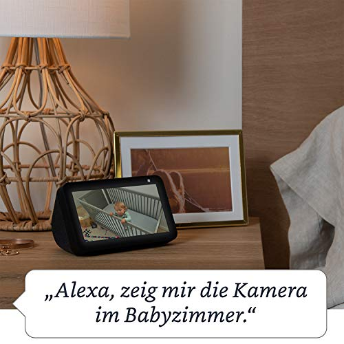 Amazon Echo Show 5 – Sprachassistent mit Display und Alexa, weiß - 6