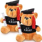 Hsei 2 Pieces Graduation Plush Bear Class of 2020 Grad Bear...