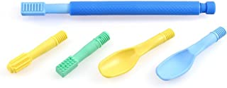 ARK's Z-Vibe Travel Kit with Spoons (Royal Blue, with Case)
