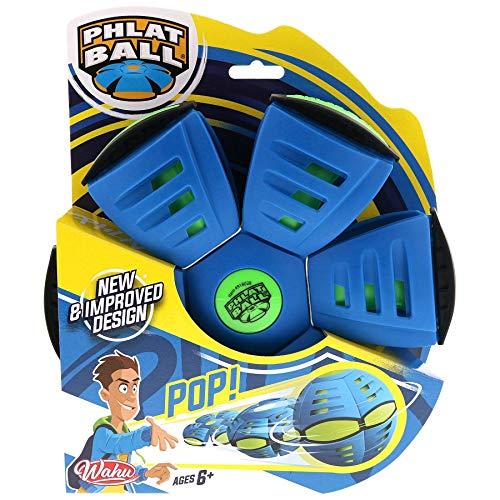 Phlat Ball V5. Lánzalo como Disco y recógelo como Pelota