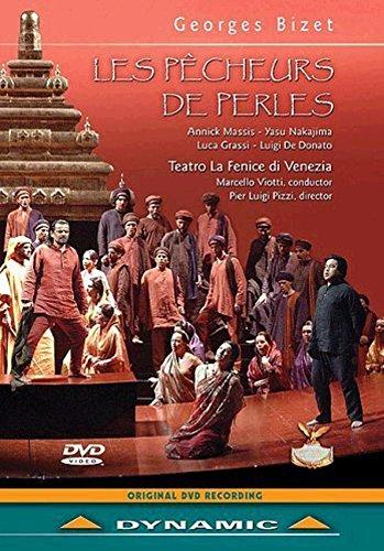 Les Pêcheurs De Perles [Reino Unido] [DVD]