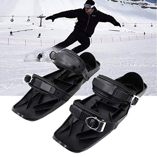 Scarpe da sci Per Neve Corto Sci Snowblades Regolabile Ciaspole Pattini Scarpe Per Neve Il Corto...