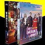韓国ドラマdvd「愛の不時着」TV+特典+OST+OST +『梨泰院(イテウォン)クラス』dvd+OST1+OST2 全32話を収録した22枚組 DVD