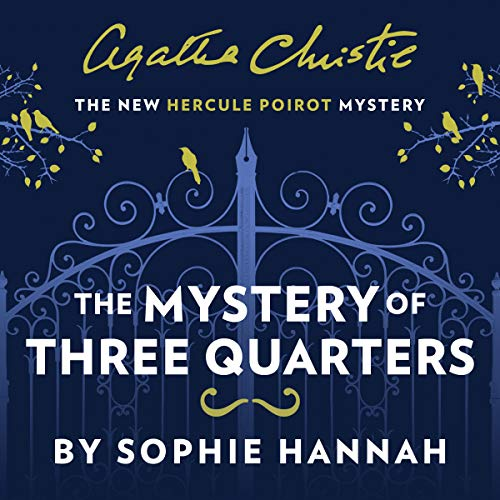 The Mystery of Three Quarters cover art