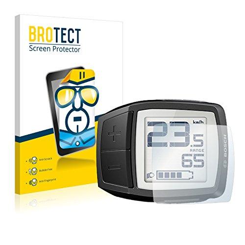 Preisvergleich Produktbild BROTECT Schutzfolie kompatibel mit Bosch Purion (2 Stück) klare Displayschutz-Folie