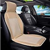LALEO Sommer 12V Fan Autositzbezug, Universal Vordersitz Kühlung Atmungsaktiv Sitzschutz,...