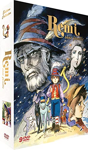 Rémi sans Famille-Intégrale-Edition Collector DVD