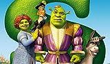 96Tdfc Puzzles Rompecabezas Juego De Rompecabezas De Madera De 1000 Piezas para Adultos Niños Puzzle Shrek Regalos De Cumpleanos