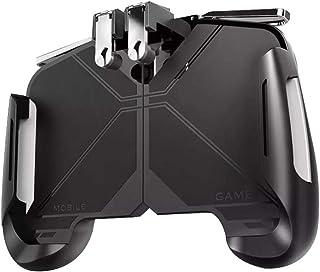 XYXZ Gamepad Controller Joysticks Mobile, Aim Trigger Fire Buttons Shooter Sensitive Controlador Portátil Gamepad Con Gati...
