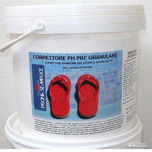 Lapi–Corrector de pH+ granular, 25 kg Para regular Ios valores de pH...