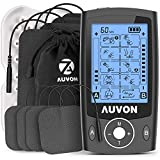 Best Tens Machines - AUVON Dual Channel TENS Machine for Pain Relief Review