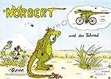 Norbert und das Fahrrad - Norbert und das Picknick: Norbert, der Drache (Bildergeschichten Band 1)