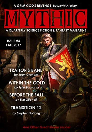 Mythic #4: Fall 2017 (English Edition)