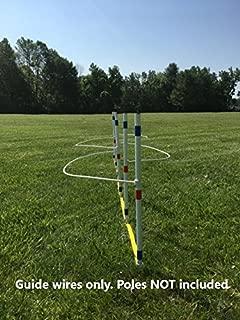 dog agility poles