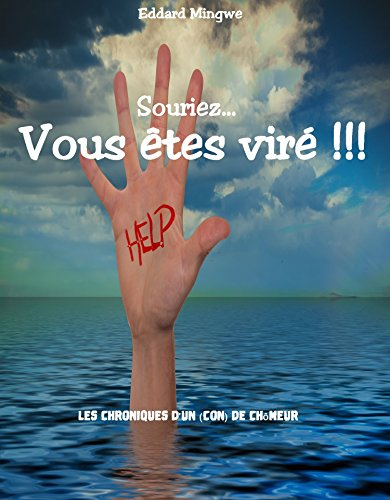 Souriez...Vous êtes viré !!!: Les chroniques d'un (con) de chômeur (French Edition)
