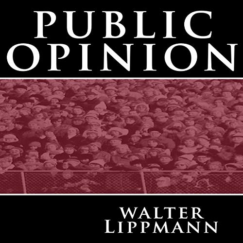Public Opinion audiobook cover art