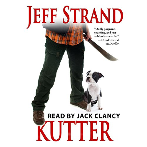 Kutter audiobook cover art