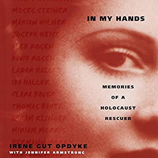 In My Hands: Memories of a Holocaust Rescuer cover art