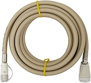 十川ゴム 都市ガス・LPガス兼用 ガスコード 5m 【ガスファンヒーター、タイマー付ガス炊飯器などの接続に】