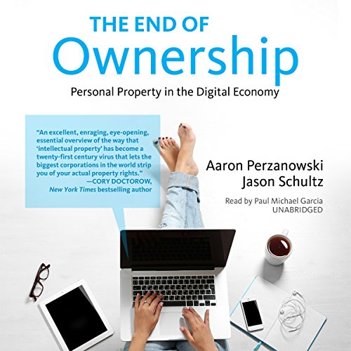 The End of Ownership cover art