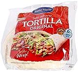 Santa Maria Maxi Wrap Tortillas Morbide - 371 g