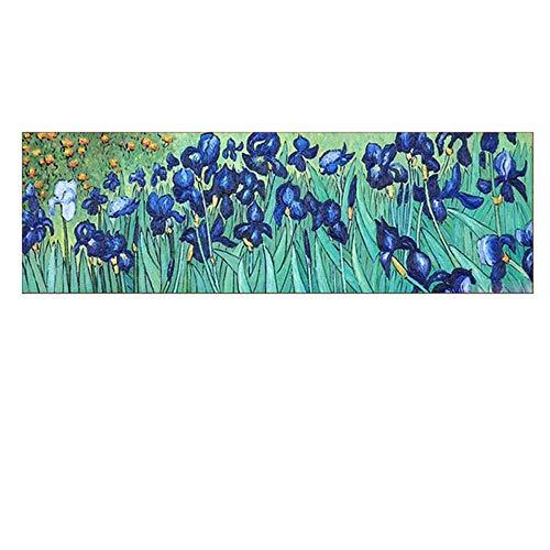 Van Gogh Iris Flores Pinturas Reproducciones en la pared